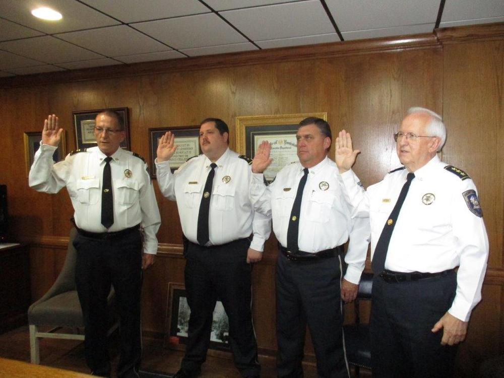 Wpso Inmate Roster: SHERIFF TAKES OATH OF OFFICE FOR SECOND TERM