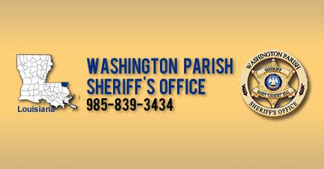 Pay Fines Online - Washington Parish Sheriff LA
